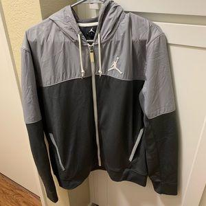 Grey Jordan Jacket